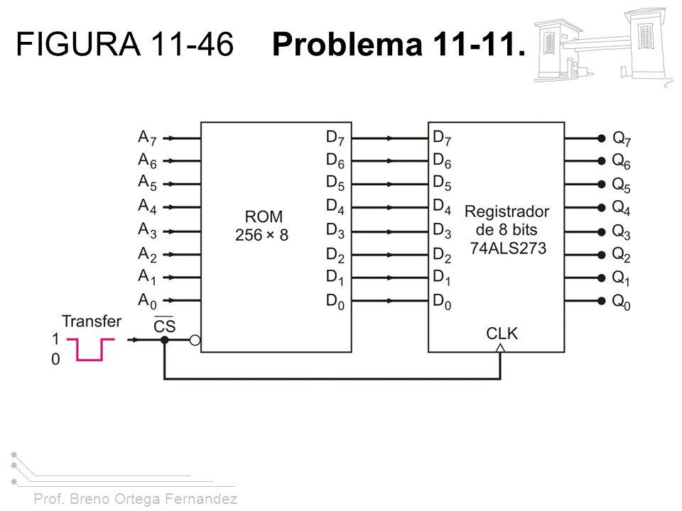 Prof. Breno Ortega Fernandez FIGURA 11-46 Problema 11-11.