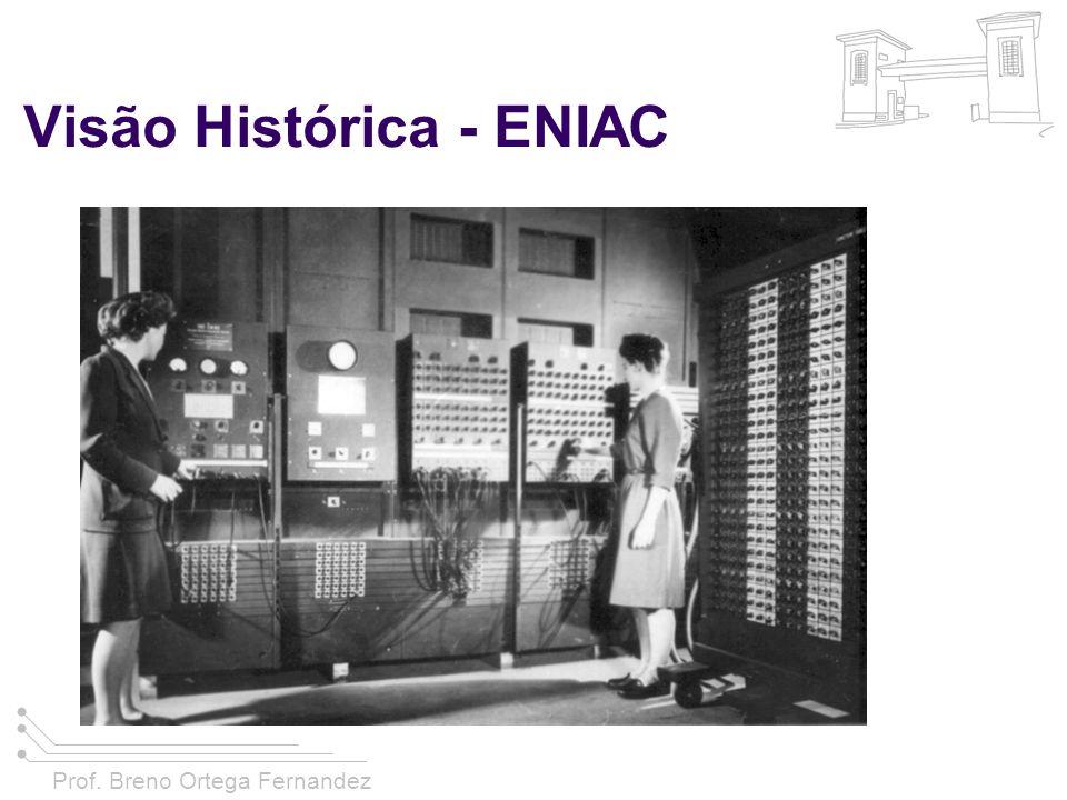 Prof. Breno Ortega Fernandez Tabela mostrando os dados binários de cada endereço