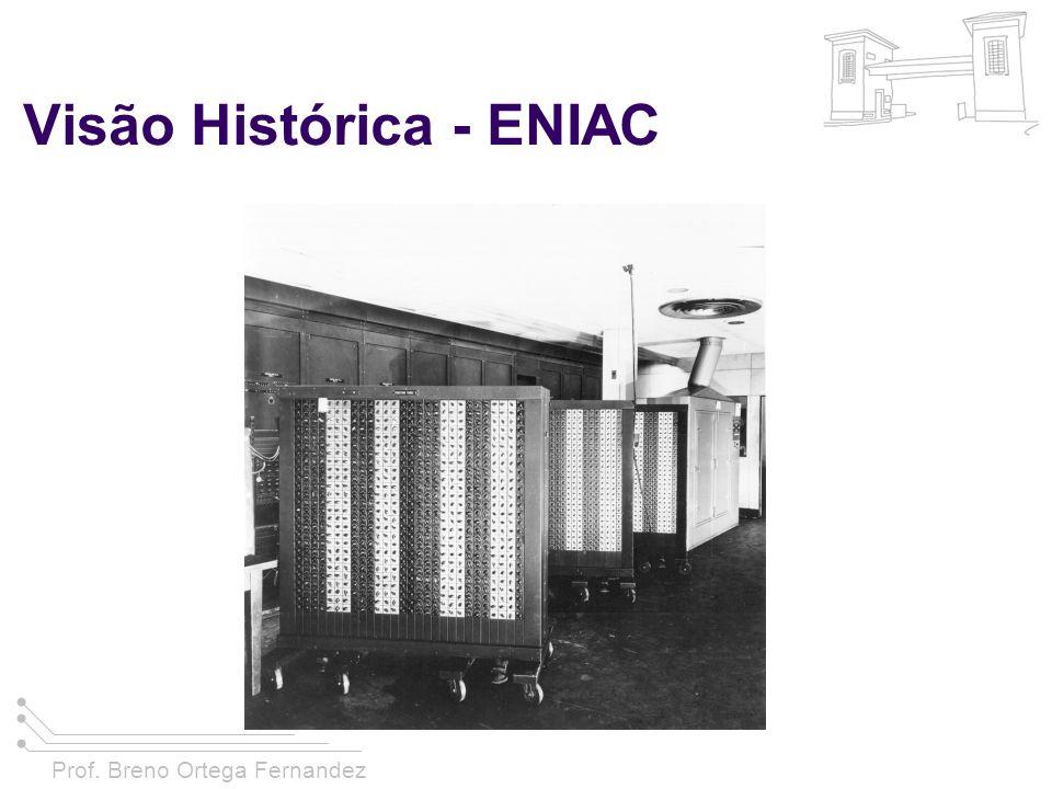 Prof. Breno Ortega Fernandez FIGURA 11-17 Gerador de funções usando uma ROM e um DAC.