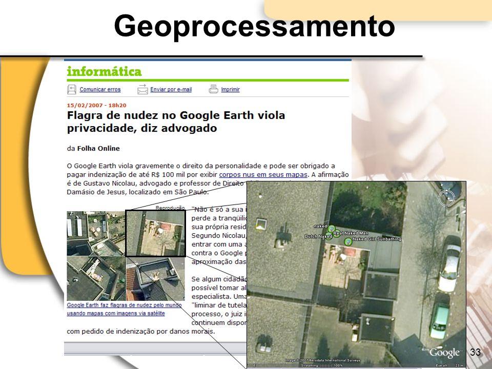 Geoprocessamento 33