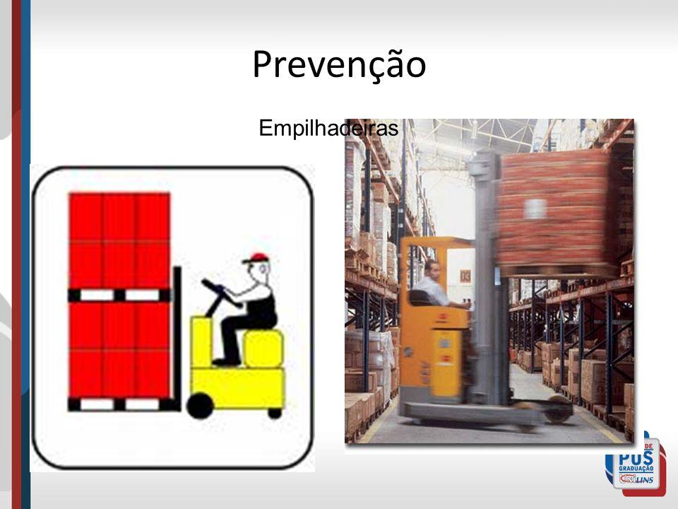 Prevenção Empilhadeiras