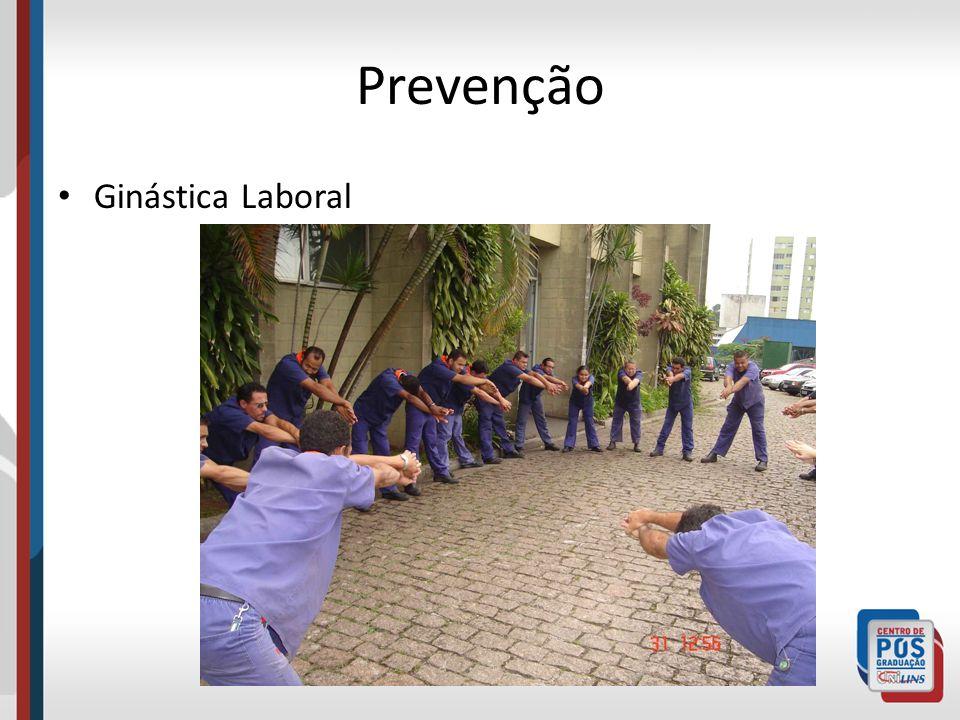 Prevenção Ginástica Laboral