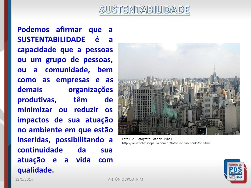 Da Responsabilidade pelo Fato do Produto e do Serviço 12/1/201416ANTONIOCPCOTRIM § 3°.