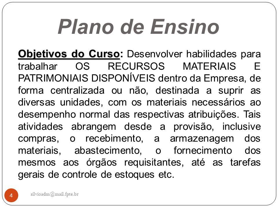 25 silvioadm@mail.fpte.br