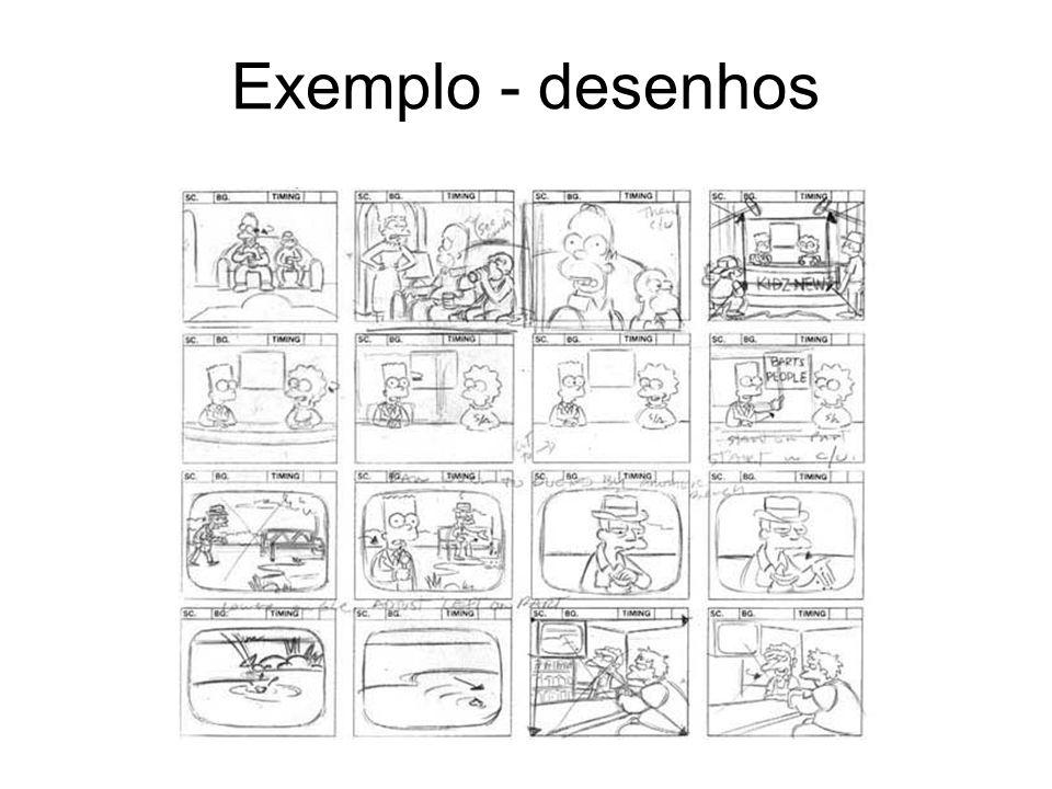 Exemplo - desenhos