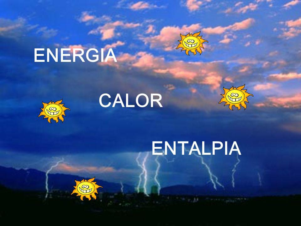 Por não ser possível medir valores absolutos de entalpia, o que se mede numa reação química é a variação de entalpia, H, também designada por entalpia da reação.