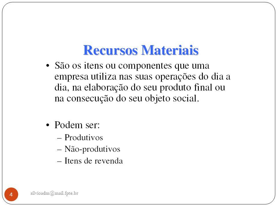 silvioadm@mail.fpte.br 15