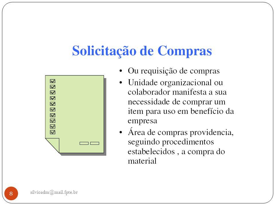 silvioadm@mail.fpte.br 19