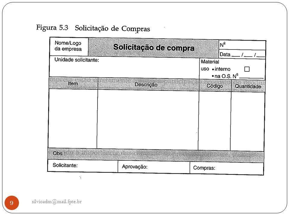 silvioadm@mail.fpte.br 20