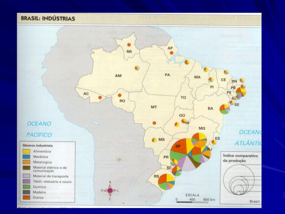 A economia brasileira representa cerca de 51% do total do Mercosul; ela é praticamente três vezes maior que a da Argentina, a segunda mais poderosa.