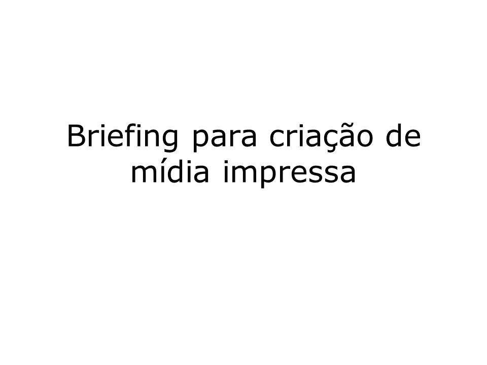 Briefing 3 A mesma revista Você e sua equipe devem criar uma capa para ilustrar a principal reportagem cujo tema é a aviação brasileira e o medo que as pessoas têm de voar.