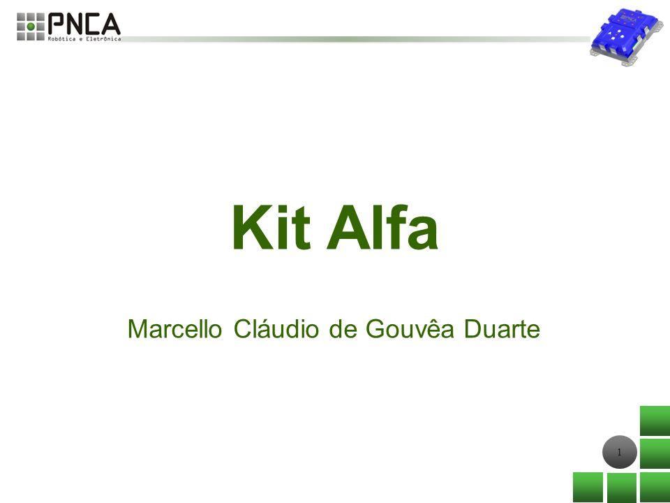 1 Kit Alfa Marcello Cláudio de Gouvêa Duarte