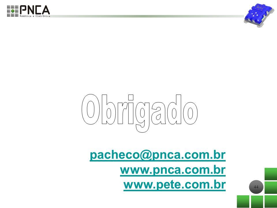 44 pacheco@pnca.com.br www.pnca.com.br www.pete.com.br