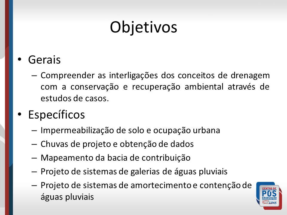 OS SISTEMAS DE GALERIAS DE ÁGUAS PLUVIAIS E SUA RELAÇÃO COM A DRENAGEM – PROCEDIMENTOS DE PROJETO DRENAGEM URBANA - Prof.