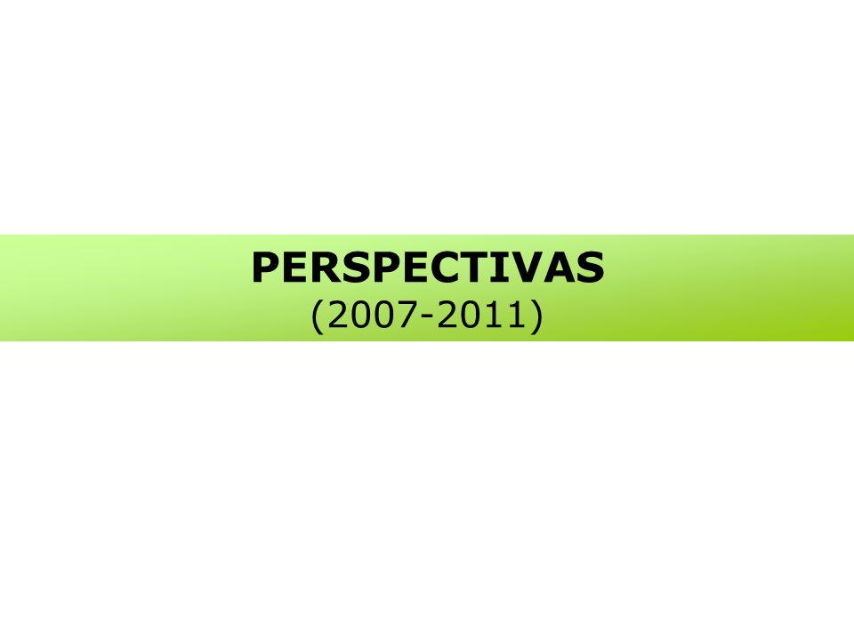 PERSPECTIVAS (2007-2011)