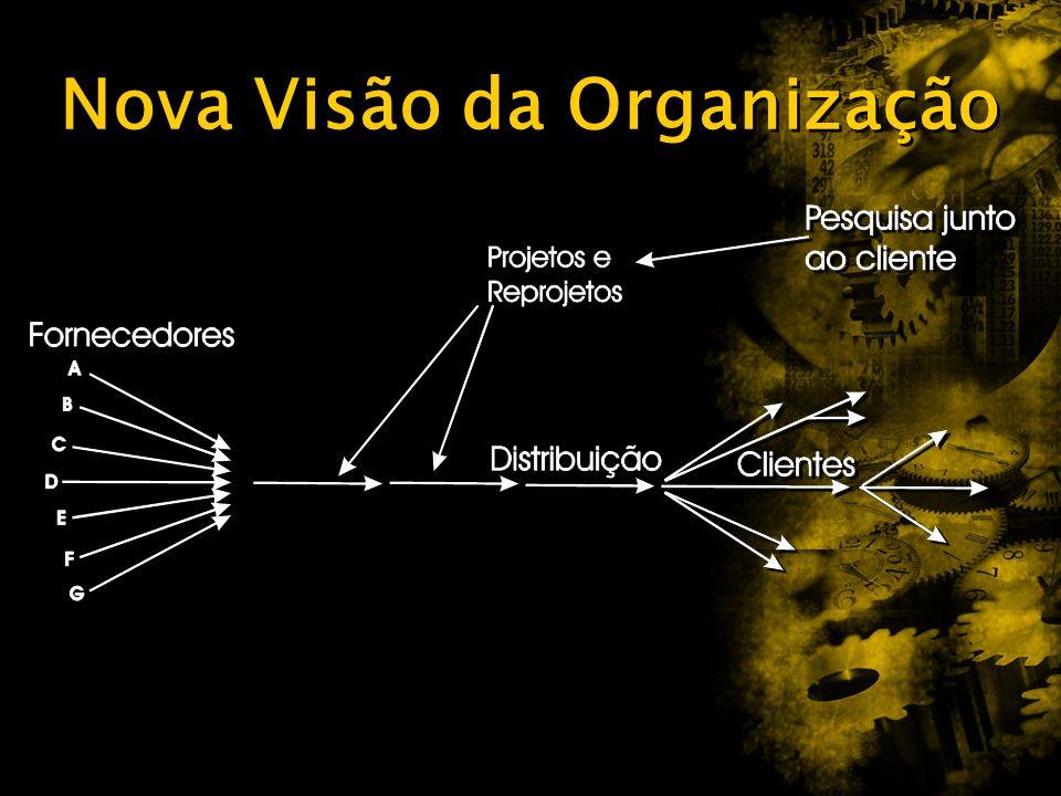 A velha Visão da Organização
