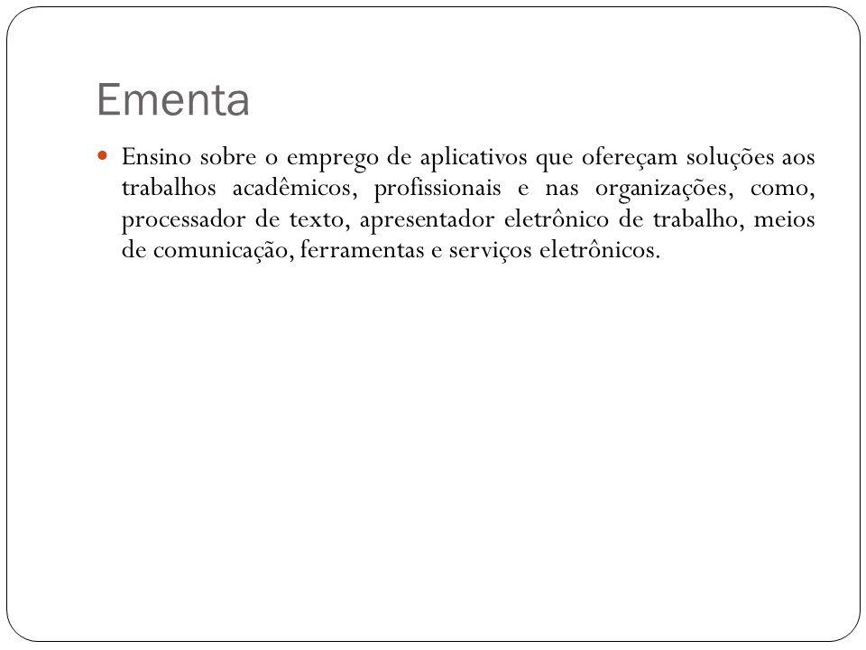 Mala direta com Writer Abra o Writer (editor de texto) e crie o documento no qual será aplicada a mala direta (formatar toda estrutura conforme desejado).