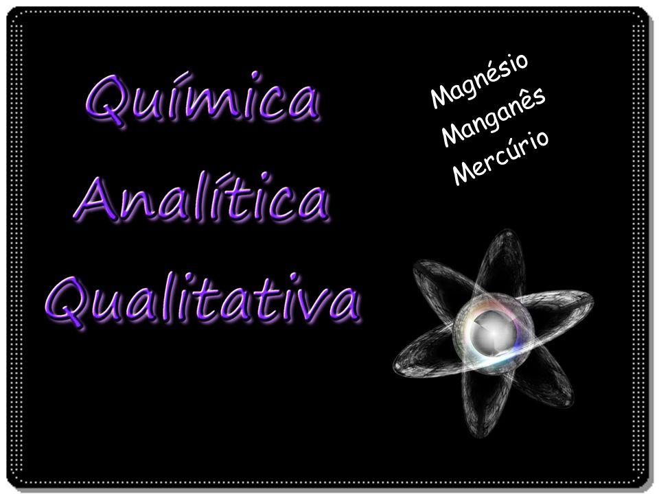 Magnésio Manganês Mercúrio