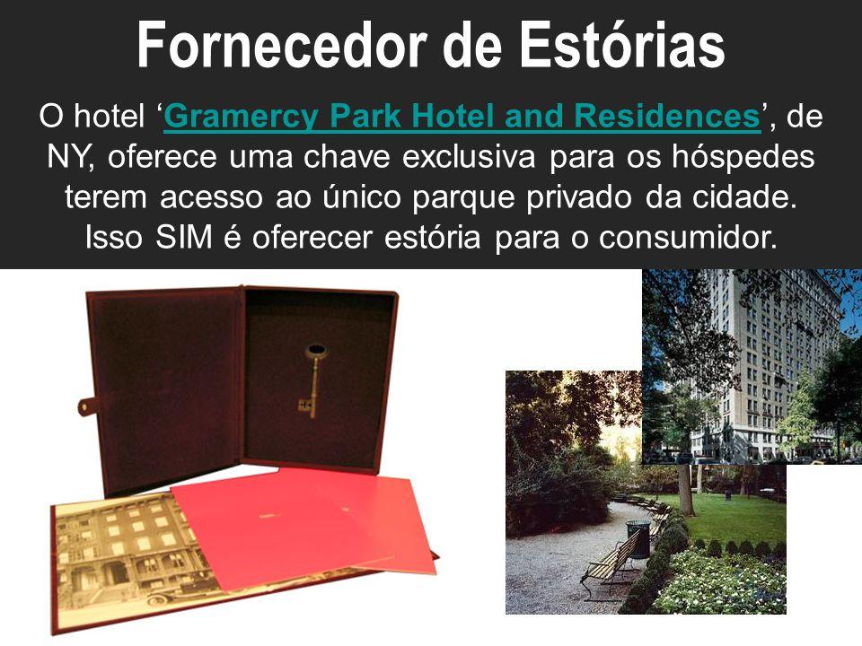 ECO-ECOSYSTEM O hotel Gramercy Park Hotel and Residences, de NY, oferece uma chave exclusiva para os hóspedes terem acesso ao único parque privado da