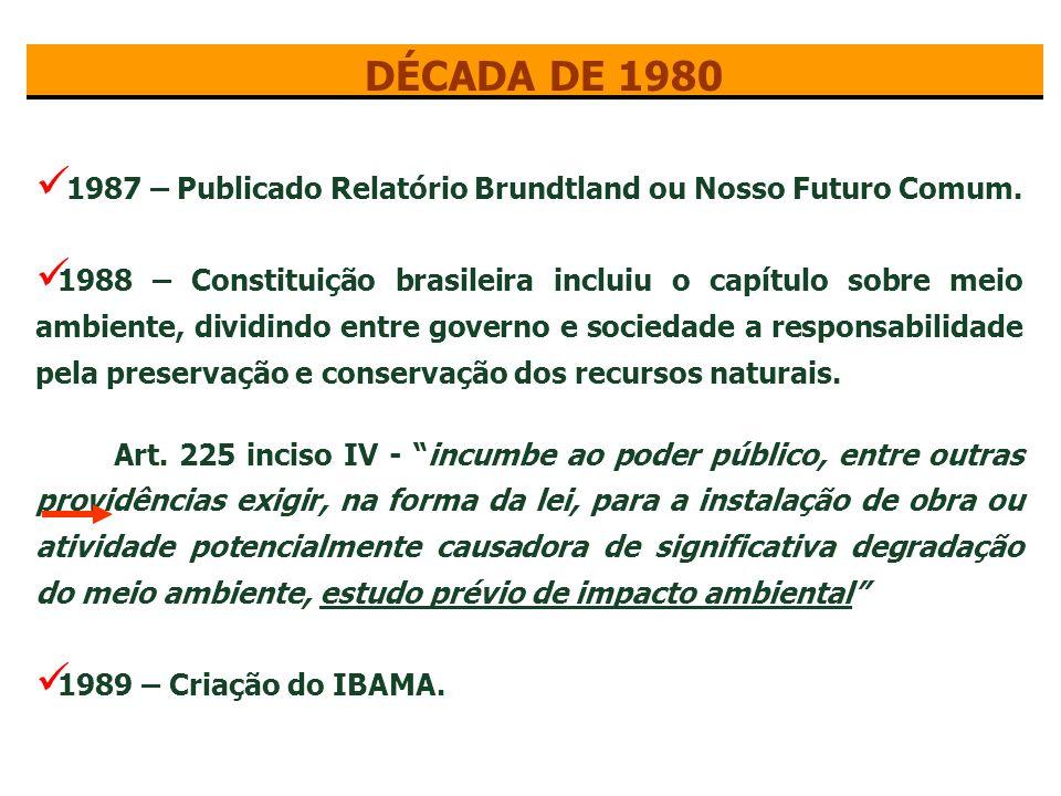Licença Prévia Licença de Instalação Licença de Operação EIA e RIMA Parecer Técnico LP indeferida CONSEMA Licenciamento ambiental - Resolução CONAMA 01/86 Audiência Pública