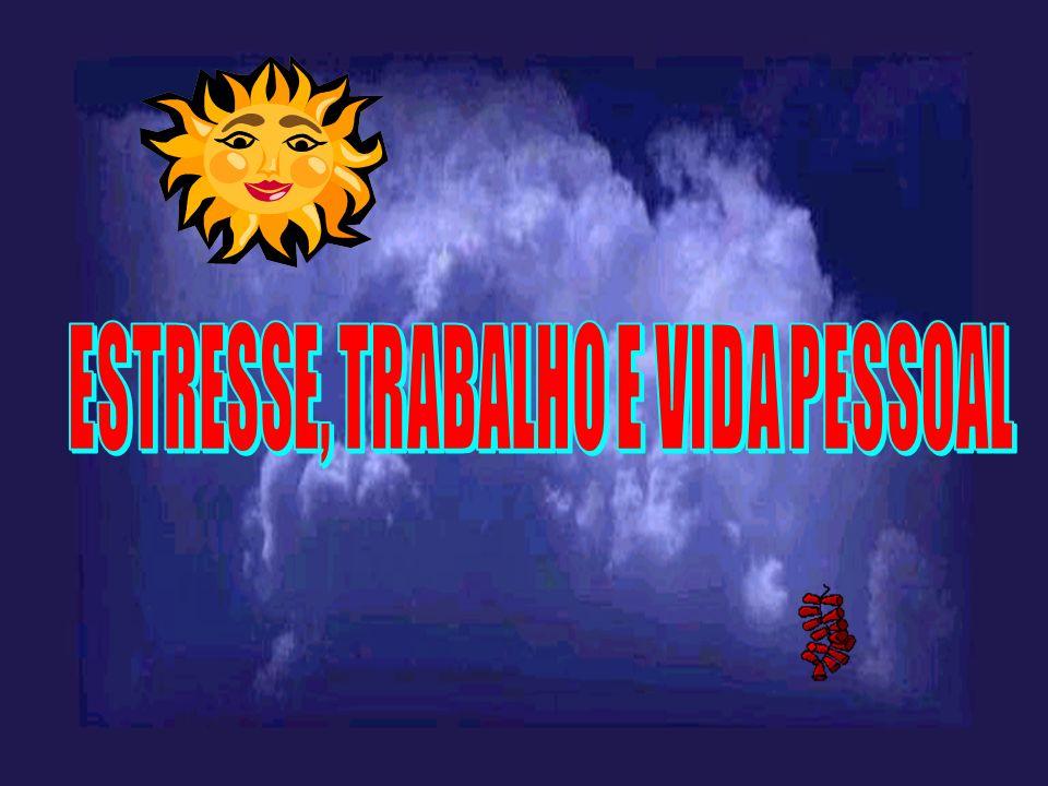 STRESS: SAL OU TEMPERO DA VIDA UMA REAÇÃO DO ORGANISMO COM COMPONENTES FÍSICOS/PSICOLÓGICOS = ALTERAÇÕES PSICOFISIOLÓGICAS QUE OCORREM EM SITUAÇÕES DE IRRITAÇÃO,MEDO, EXCITAÇÃO, CONFUSÃO, FELICIDADE.