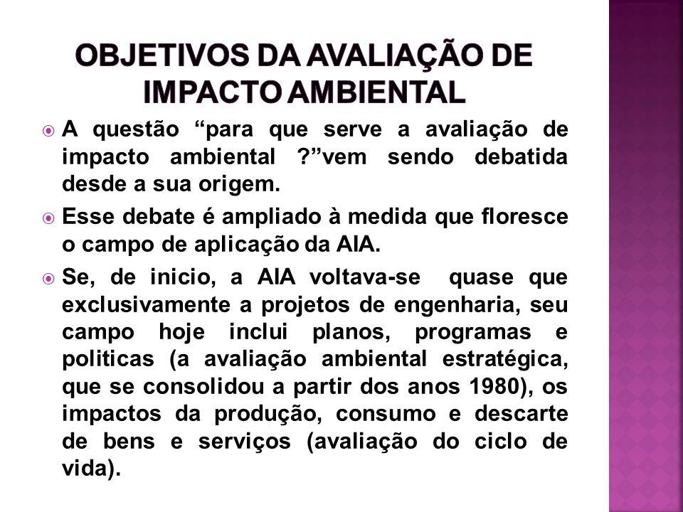Segundo a Legislação brasileira uma série de empreendimento estão sujeitos ao licenciamento ambiental, mas nem todos precisam da preparação prévia de um estudo de impacto ambiental.