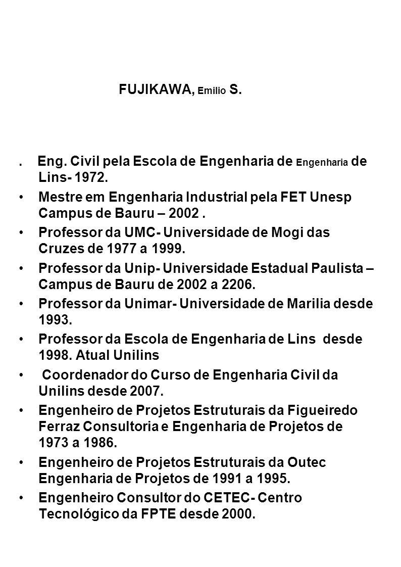 PRINCIPAIS BIBLIOGRAFIAS - ABNT – Normas em Anexo.