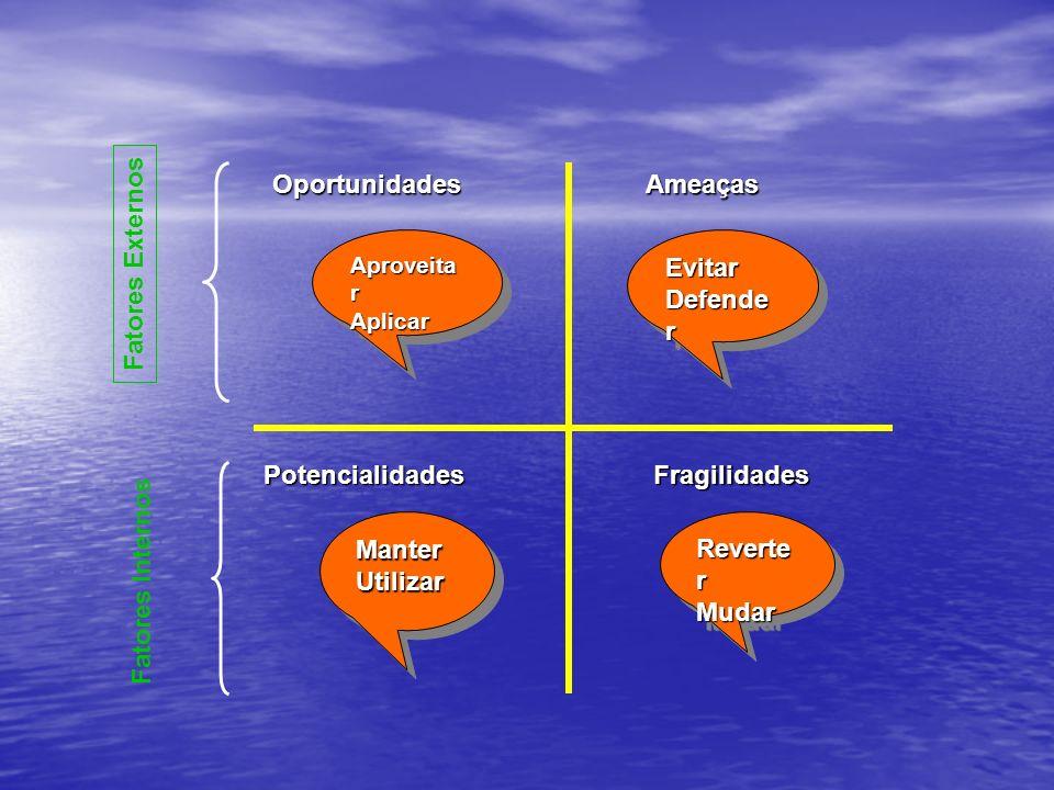 O PROCESSO DE ELABORAÇÃO DO PLANEJAMENTO ESTRATÉGICO Análise do Ambiente Algumas tendências que agem no mundo dos negócios. Não esquecer – ambiente ex