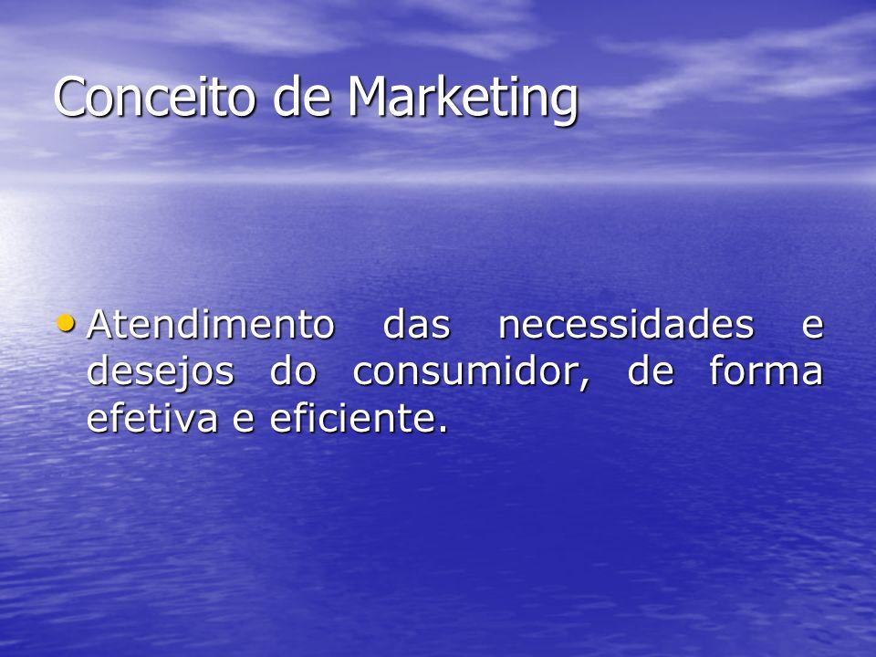 Conceito de Vendas Os consumidores somente comprarão se houver um grande esforço de promoção e venda. Os consumidores somente comprarão se houver um g