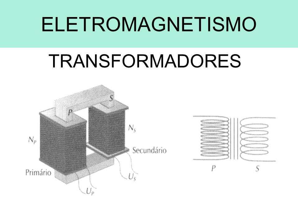 ELETROMAGNETISMO TRANSFORMADORES