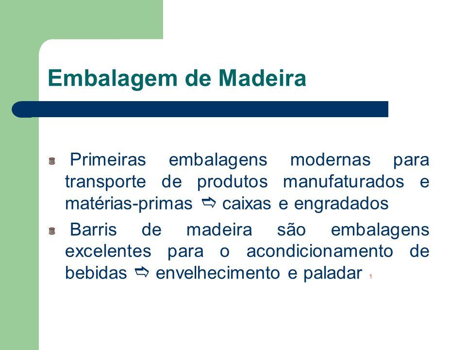 Embalagem de Madeira Primeiras embalagens modernas para transporte de produtos manufaturados e matérias-primas caixas e engradados Barris de madeira s