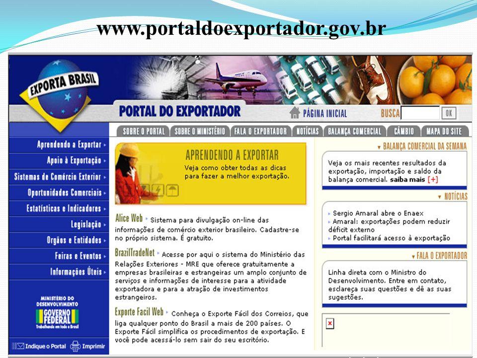 INFORMAÇÃO SECEX CNIFEDERAÇÕESSEBRAE CONSULTORES/ADVOGADOS BNDES BNDES SECRETARIAS CENTROS DE PROMOÇÃO DE IMPORTAÇÃO MRE/DPRBrazilTradeNetSECOM CÂMARA