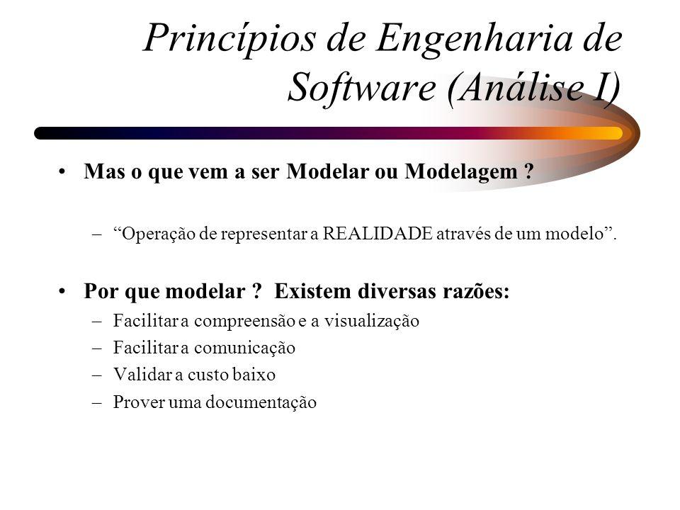 Fases do Ciclo de Vida da Análise Essencial: –Fase 4 - Implementação O principal desta etapa é codificar, integrar módulos e criar o banco de dados.