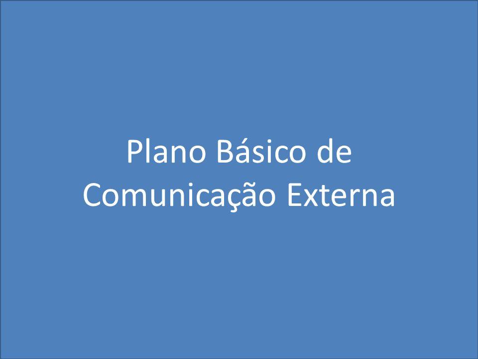 16:47 Plano Básico de Comunicação Externa