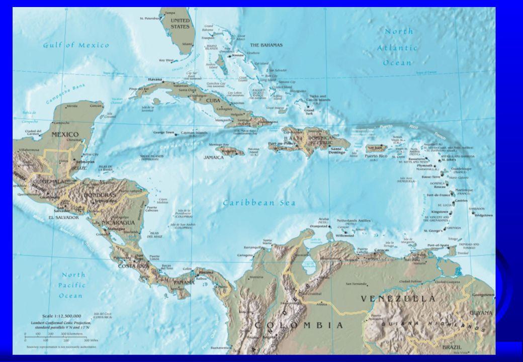 Como Classificar a América Central As Sociedades Mestiças Repúblicas de Bananas, Café...