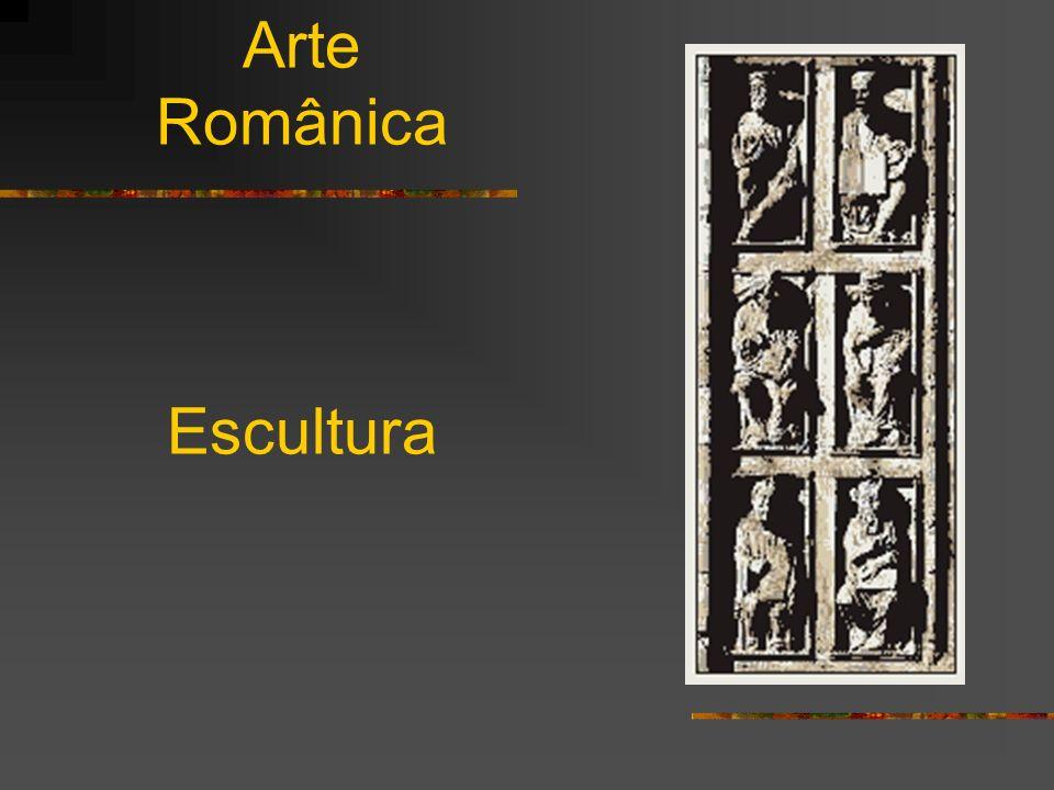 Arte Românica Escultura