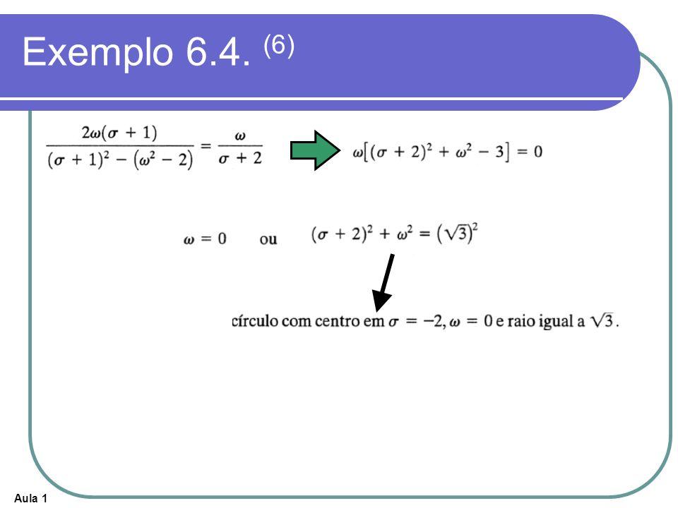 Aula 1 Exemplo 6.4. (6)