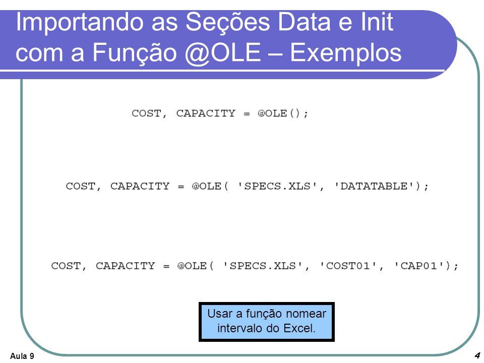 Aula 915 Incorporando o LINGO no Excel (2)