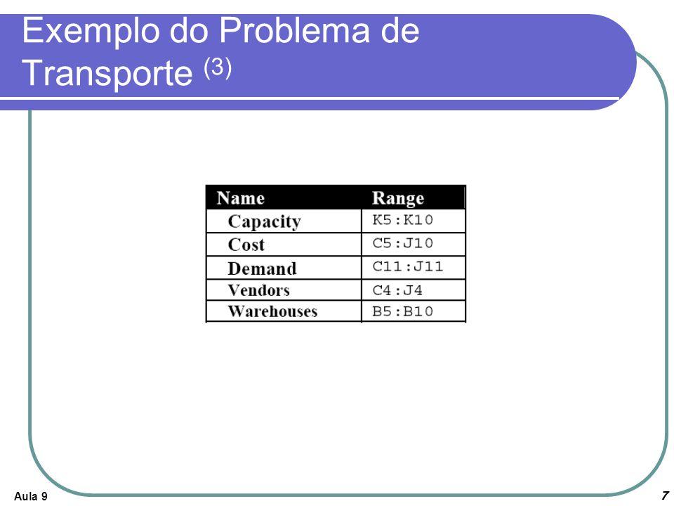 Aula 97 Exemplo do Problema de Transporte (3)