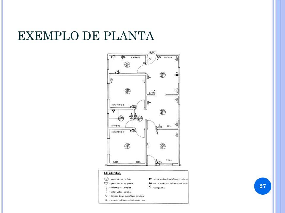 EXEMPLO DE PLANTA 27
