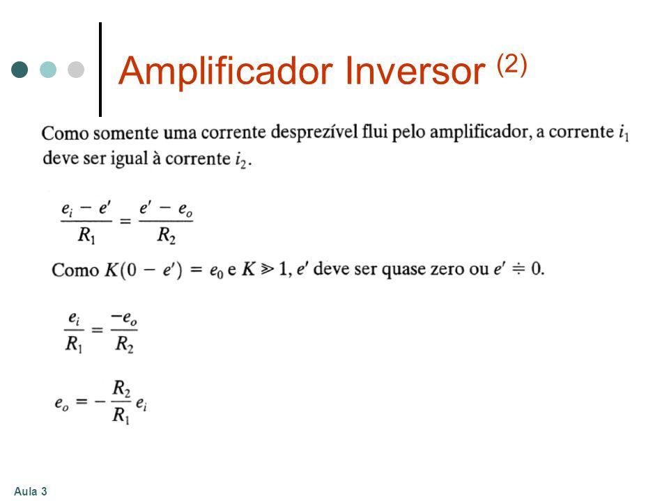 Aula 3 Amplificador Inversor (2)