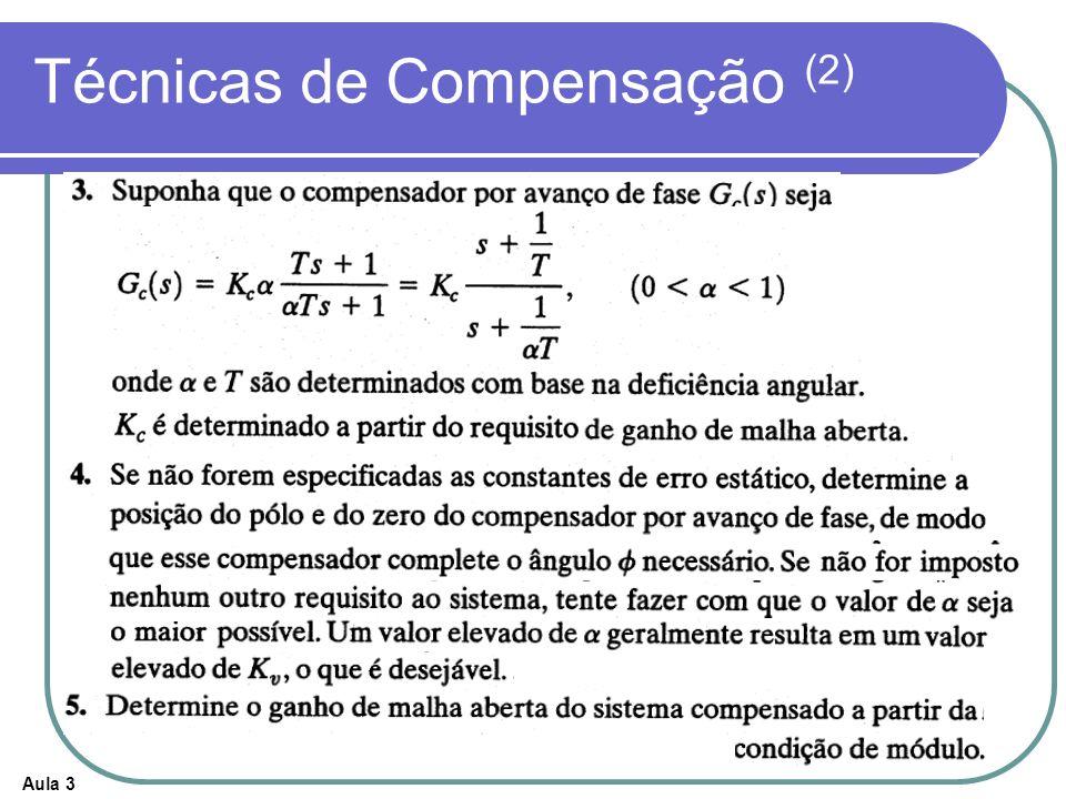 Aula 3 Técnicas de Compensação (2)