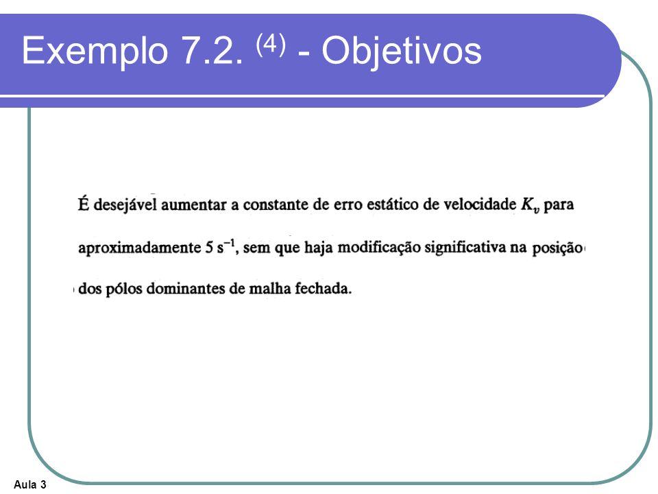 Aula 3 Exemplo 7.2. (4) - Objetivos
