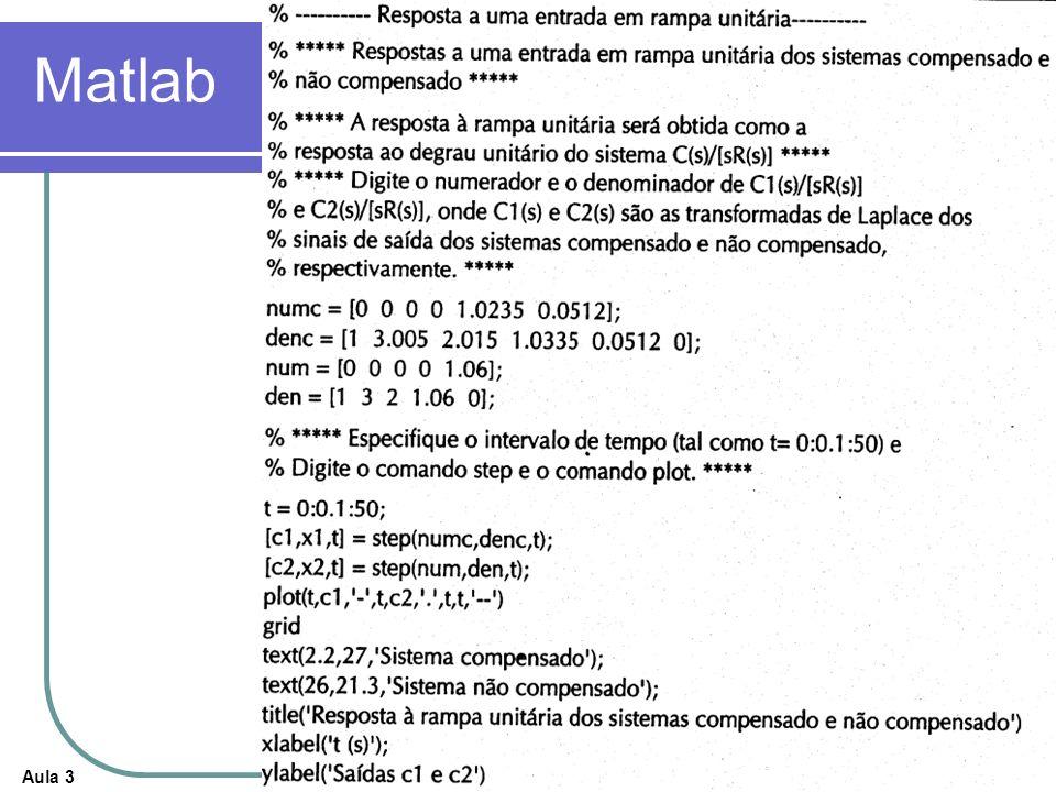 Aula 3 Matlab