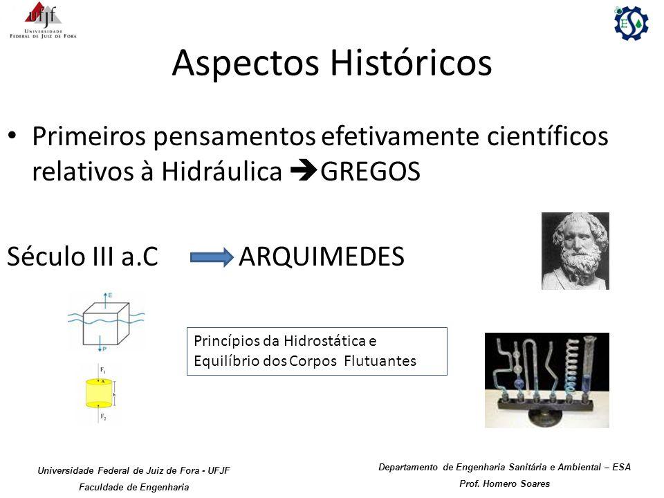 Aspectos Históricos ROMANOS Postura diferente da dos Gregos.