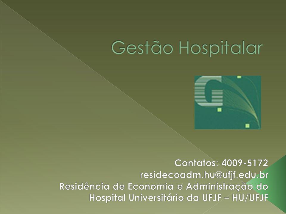 Programa:(Isapaola e Agnaldo) 1) A gestão 2) Sobre a temática hospitalar 3) Especificidades da Gestão Hospitalar 4) Exemplos práticos