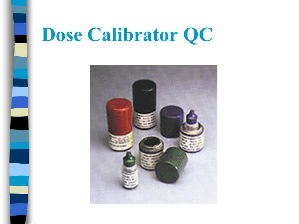 Dose Calibrator QC