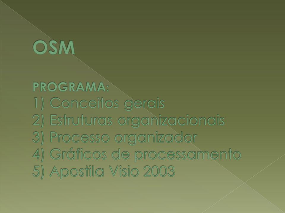 Pode ser composto pelas seguintes etapas (exemplo de estrutura): Objetivo; Setores envolvidos; Documentação envolvida; Diretrizes; Detalhamento da rotina; Fluxograma.