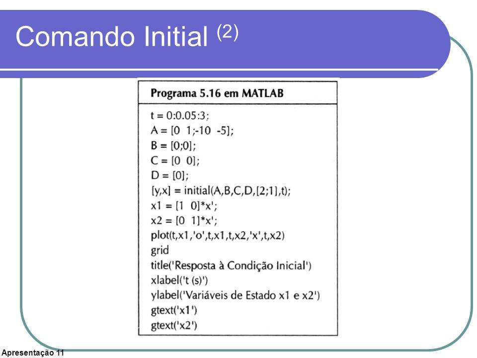 Apresentação 11 Comando Initial (2)