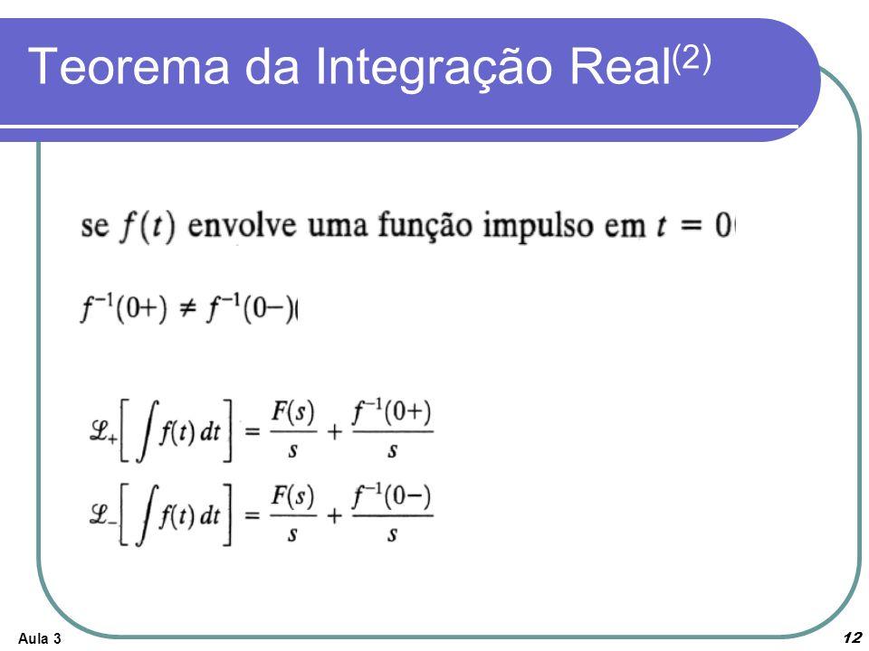 Aula 3 12 Teorema da Integração Real (2)
